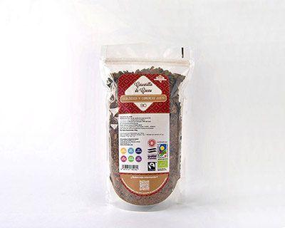 cascarilla de cacao raw