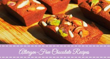 Allergen-Free Chocolate Recipes
