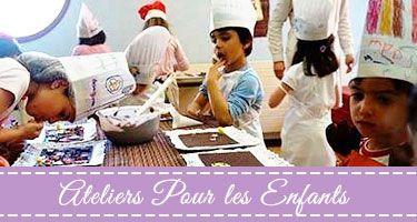 Ateliers Pour Les Enfants