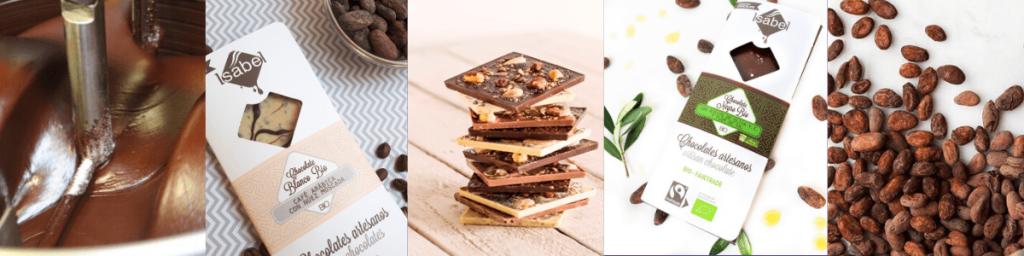 chocolate ecológico