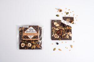 Chocolatina gourmet ecológica