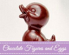 Chocolate Figures and Eggs