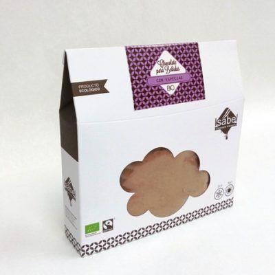 Chocolate ecológico gourmet delicatessen