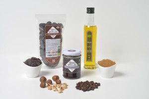 Crema chocolate ecológico y café