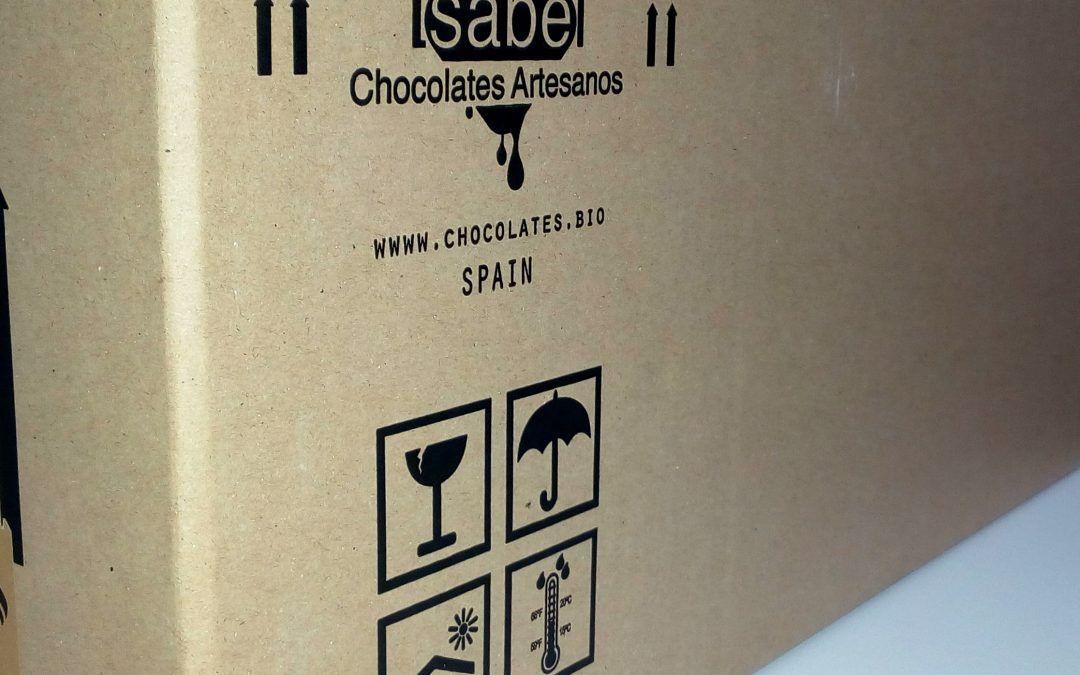 Información sobre nuestros Envíos de Chocolate
