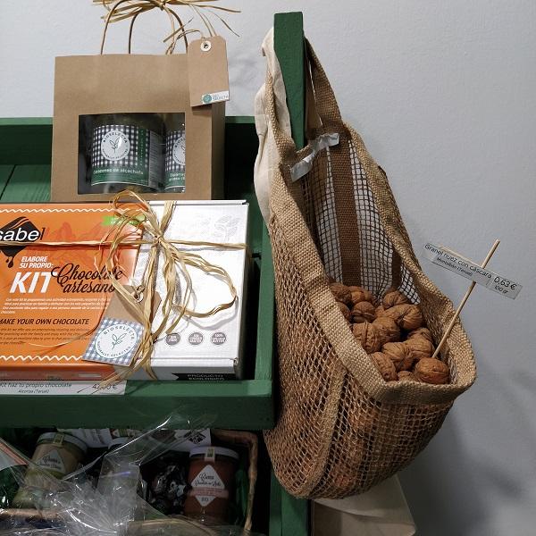 alimentación ecológica en zaragoza kit chocolate artesano