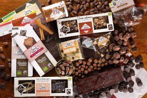 Chocolate bio gourmet