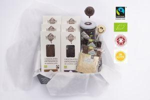 Regalo Chocolates Artesanos BIO Isabel