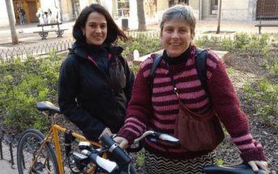 El proyecto Biela y Tierra tendrá parada en nuestro obrador en sus 3000 km. en bicicleta