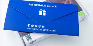 central de reservas cheque regalo