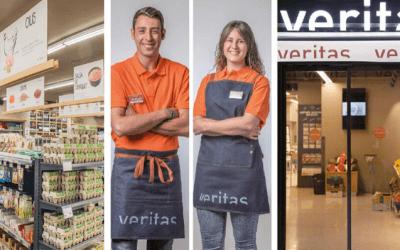 Encuentra nuestros chocolates Bio en Veritas.es