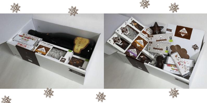 Chocolates para regalar esta Navidad: descubre nuestros lotes