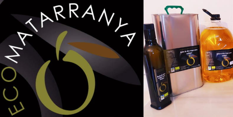 aceite de oliva virgen extra ecológico Ecomatarraña