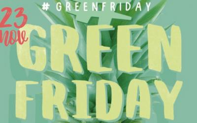 Green Friday: nos unimos a la iniciativa ¡y plantamos un árbol con tu compra!