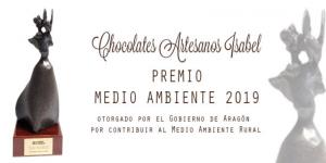 premio aragón medio ambiente 2019 isabel