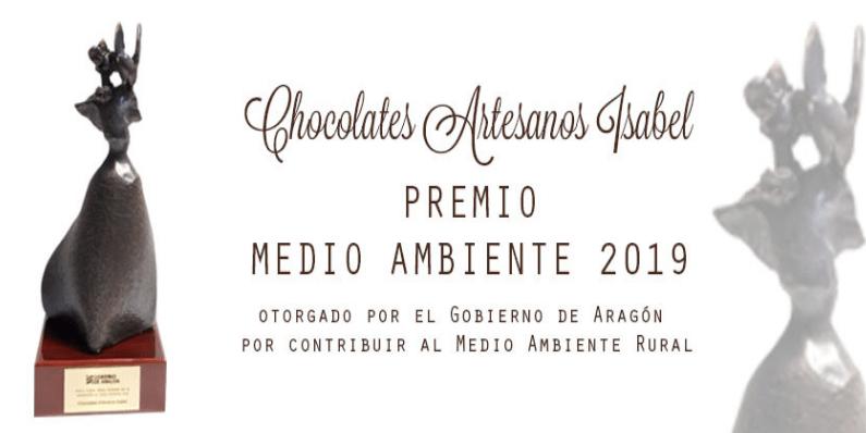 Recibimos el Premio Aragón Medio Ambiente 2019