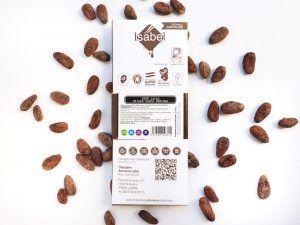 Tableta 100% Cacao Santo Domingo- BIO y Ecológica 6