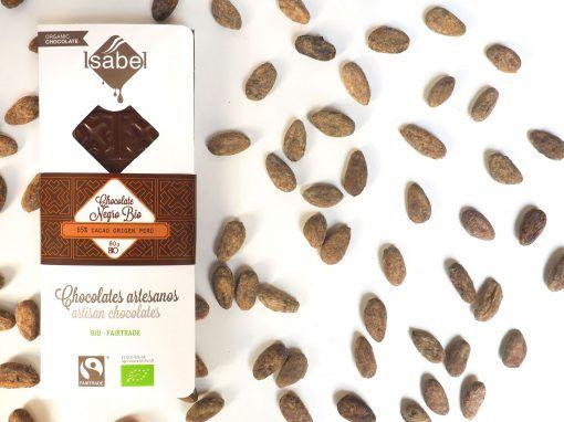 Tableta 65% Cacao de Perú -Bio Ecológica 2