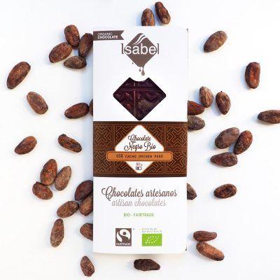 Tableta 65% Cacao de Perú -Bio Ecológica
