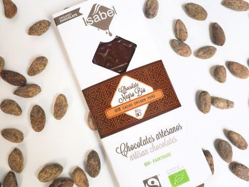 Tableta 65% Cacao de Perú -Bio Ecológica 6