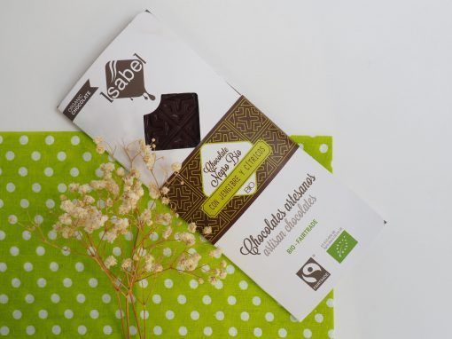 Tableta-de-Chocolate-Negro-con-Jengibre-y-Cítrico-ECO-y-BIO