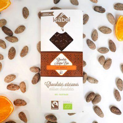 Tableta-de-Chocolate-Negro-con-Naranaja-BIO-y-ECO