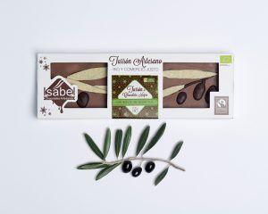 Turrón Aceite oliva ecológico