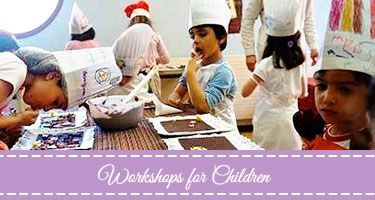 Workshops for Children