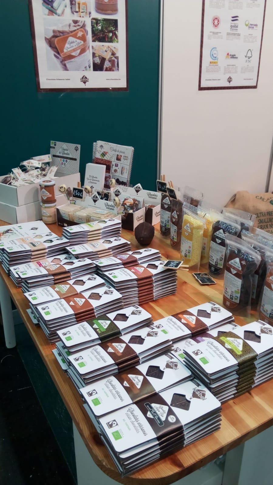 biocultura bilbao stand