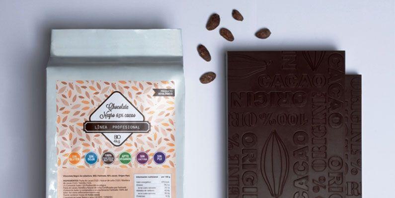 chocolate en tu obrador o cocina