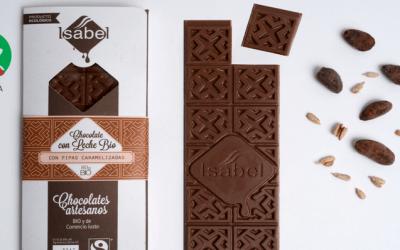 Chocolate sin soja en nuestra tienda