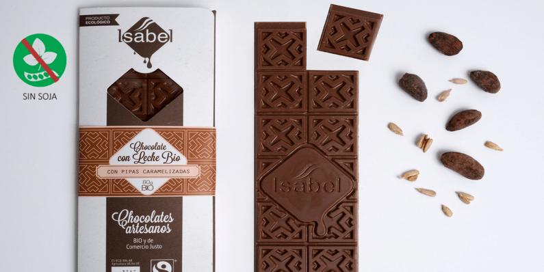 chocolate sin soja