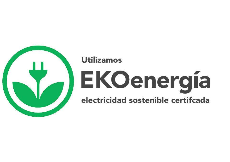 EKOenergía, Electricidad Sostenible Certificada para nuestros Chocolates