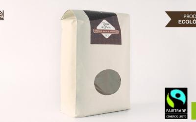 Envases biodegradables para nuestros chocolates a granel