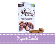 Especialidades de chocolate artesano