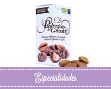 Especialidades de chocolate