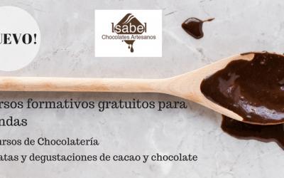 ¿Vendes nuestros chocolates en tu tienda? Te ofrecemos formación gratuita sobre el cacao