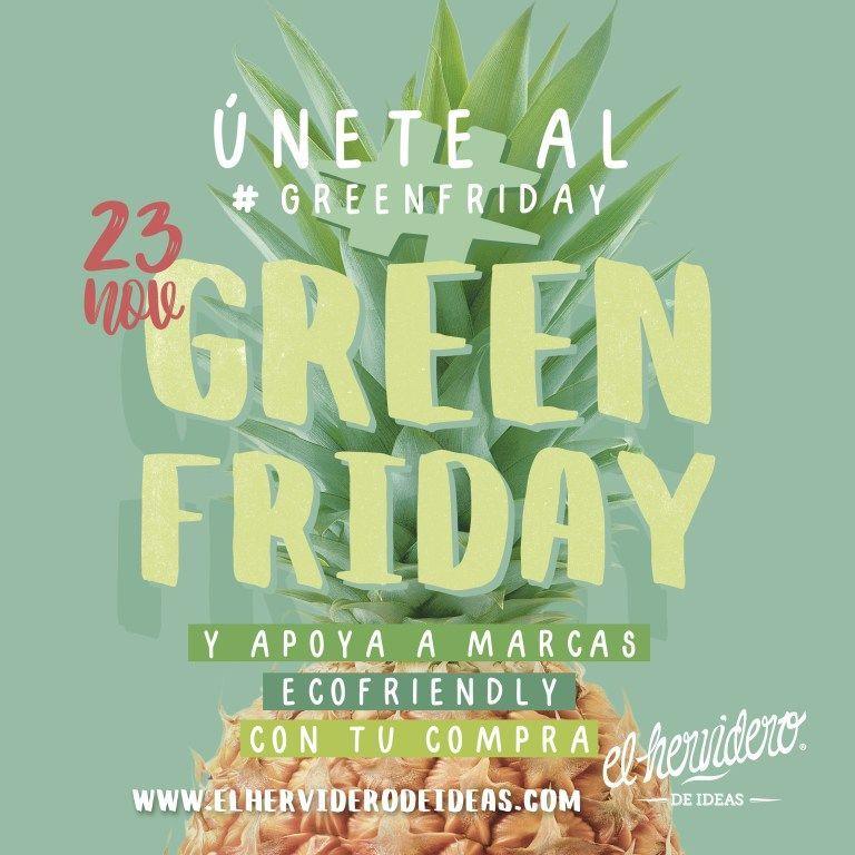 green friday 23 noviembre