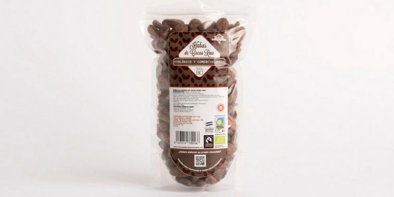 habas de cacao