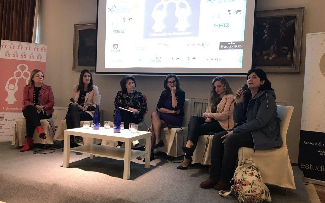 Teruel «Liderando en Femenino»: nuestra participación en la jornada