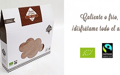 Chocolate para elaborar bebidas calientes o frías: nuevo producto