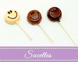 Sucettes Chocolates Artesanos Isabel