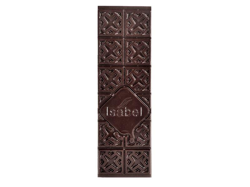 Tableta de chocolate negro 66% cacao