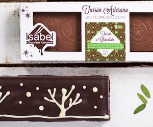 Turrones y Chocolates navideños